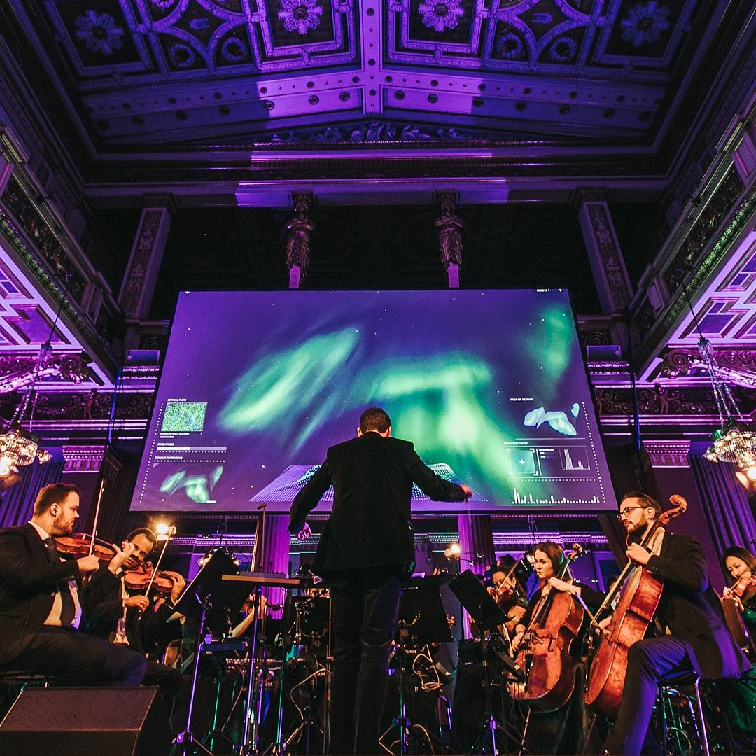 Így szólna az Északi fény, ha zenemű lenne